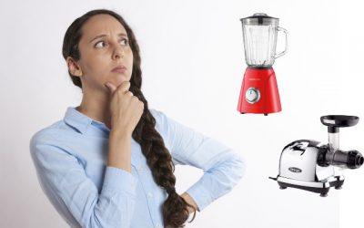 Quelles Sont les Différences entre Blender et Extracteur de Jus